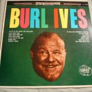 BURL IVES Self Titled Lp VG+ Camay Records Stereo CA 3005S