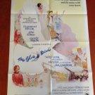 THE BLUE BIRD Elizabeth Taylor Jane Fonda Cicely Tyson Original Movie Poster!