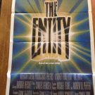 THE ENTITY Barbara Hershey Ron Silver Original Movie Poster CULT