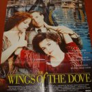 THE WINGS OF THE DOVE Helena Bonham Carter Orig Poster