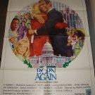 BORN AGAIN Dean Jones Anne Francis Dana Andrews Original Movie Poster! NEAR MINT