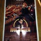 THE IDOLMAKER Ray Sharkey Tovah Feldshuh Peter Gallagher Original Movie Poster!
