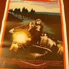 THE BOAT IS FULL Orig poster Tina Engel!