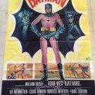 BATMAN 1966 ADAM WEST BURT WARD Original French Grande 46 x 62 NEAR MINT!!
