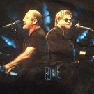 VINTAGE BILLY JOEL & ELTON JOHN Face 2 Face 2003 Tour XXL T-Shirt COOL!