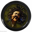 CARAVAGGIO MEDUSA She Will Turn You Into Stone! Wall Clock WOW!