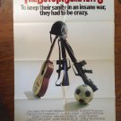 """THE BOYS IN COMPANY """"C"""" Stan Shaw Andrew Stevens James Canning Orig Movie Poster"""