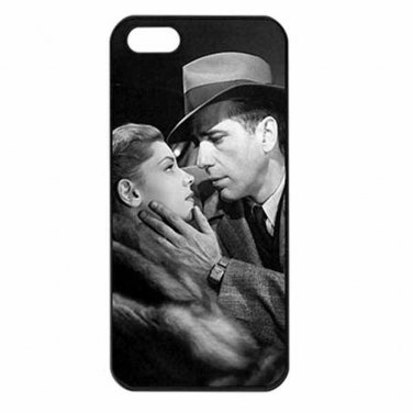 HUMPHREY BOGART LAUREN BACALL BIG SLEEP Apple Iphone Case 4/4s 5/5s 5c 6 6 Plus