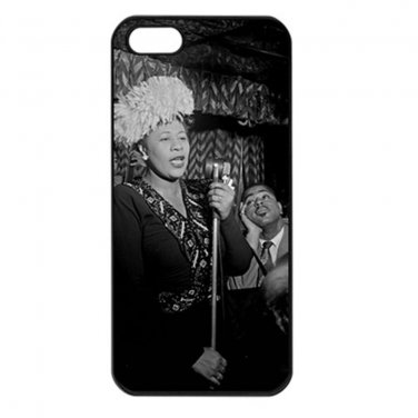 ELLA FITZGERALD VINTAGE BLUES Apple Iphone Case 4/4s 5/5s 5c 6 or 6 Plus PICK