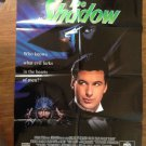 THE SHADOW Alec Baldwin John Lone Penelope Ann Miller Original Movie Poster
