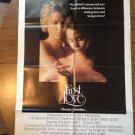 FIRST LOVE William Katt Susan Dey John Heard Original Movie Poster