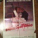 ALICE SWEET ALICE Brooke Shields Linda Miller CULT HORROR Original Movie Poster