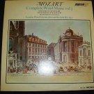 JACK BRYMER Mozart Complete Wind Music Vol. 3 Lp VG+ London CM 9348