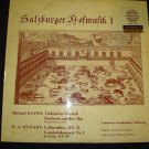 BERNHARD PAUMGARTNER Salzburger Hofmusik 1 Lp NM Amadeo AVRS 6179