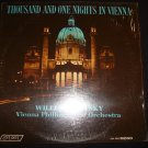 WILLI BOSKOVSKY Thousand And One Nights In Vienna Lp London CM 9299 Shrink