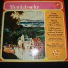 EDUOARD VAN REMOORTEL MATHIEU LANGE Mendelssohn Lp VG++ STPL- 514.250 VOX Stereo