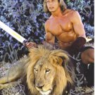 MARC SINGER THE BEASTMASTER Hand Signed In Person Autographed 8x10