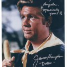 JAMES HAMPTON F TROOP Dobbs Hand Signed In Person Autographed 8x10