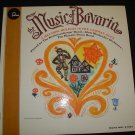 KOLLMANSBERGER BAND ALOIS MOSBACHER The Music Of Bavaria Lp Fontana MGF 27501