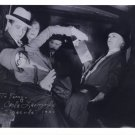 CARLA LAEMMLE BELA LUGOSI DRACULA 1931 Hand Signed In Person Autographed 8x10