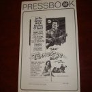 That Tennessee Beat Minnie Pearl Merle Travis Pressbook