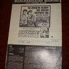 John Ireland Brushfire Pressbook Jo Morrow Rare! Orig