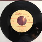 RAY GODFREY JERRY REED Try It On For Size / How Foolish Can One Heart Be 45 HEAR