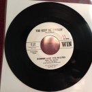 RONNIE AND THE HI-LITES You Keep Me Gussin' / The Fact Of The Matter 45 HEAR IT