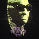 CLAUDE RAINS INVISIBLE MAN GLOW IN THE DARK LICENSED NEW XXL ORIGINAL T-Shirt