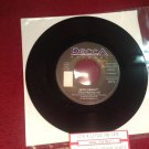 MARK CHESNUTT It's A Little Too Late / The King Of Broken Hearts 45 rpm NM Decca