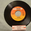 LOVERBOY NOTORIOUS / WILDSIDE Columbia 45 rpm Record