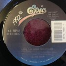 CELINE DION Love Can Move Mountains / Cry Just A Little 45 rpm NEAR MINT
