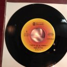 GENE COTTON You've Got Me Runnin' / It's Over Goodbye 45 rpm Record VG+