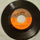 TRINI LOPEZ SALLY WAS A GOOD OLD GIRL /  IT'S A GREAT LIFE Reprise 45 rpm HEAR