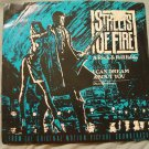 STREETS OF FIRE DAN HARTMAN I CAN DREAM ABOUT YOU / BLUE SHADOWS Picture 45 rpm