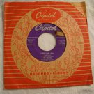 THE CHEERS I Need Your Lovin' (Bazoom) / Arivederci 45rpm HEAR IT Capitol F2921