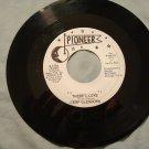 CERF GLENDOWN THERE'S LOVE / HEY NIGHT OWL PROMO HEAR IT Ultra RARE Pioneer 45