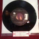 CHER Love And Understanding / Trail Of Broken Hearts 45 rpm Record VG+