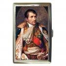 Napoleon Bonaparte Cigarette Money Case ID Holder or Wallet! WOW!