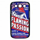 FLAMING PASSION JAZZ SEX SIN! Samsung Galaxy S III Case (Black)