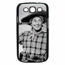 HARPO MARX BROTHERS GO WEST Samsung Galaxy S III Case (Black)