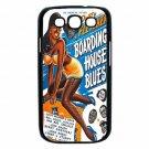 DUSTY FLETCHER BOARDING HOUSE BLUES COLORED Samsung Galaxy S III Case (Black)