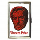 VINCENT PRICE Masque Of The Red Death Flip Top Lighter and Cigarette Case Combo