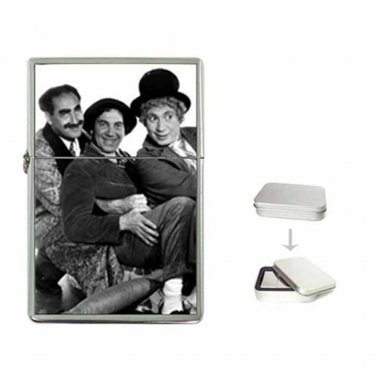MARX BROTHERS A DAY AT THE RACES NEW Flip Top Lighter