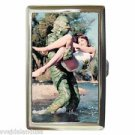 CREATURE FROM THE BLACK LAGOON ACTION Cigarette Money Case ID Holder or Wallet!