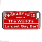 CHICAGO CUBS SUCK WRIGLEY FIELD GAY! Apple Iphone Case 4/4s 5/5s 5c 6 or 6 Plus