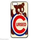 CHICAGO CUBS ARE CURSED WHITE SOX  Apple Iphone Case 4/4s 5/5s 5c 6 or 6 Plus
