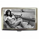 RAQUEL WELCH BIGGEST BUNDLE BIKINI Cigarette Money Case ID Holder Wallet!