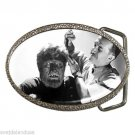 LON CHANEY THE WOLFMAN Jack Pierce New Belt Buckle SWEET!