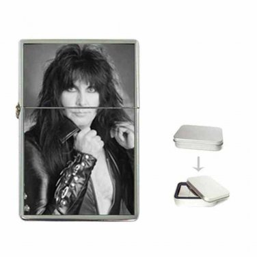 BLACKIE LAWLESS W.A.S.P. WASP NEW Flip Top Lighter